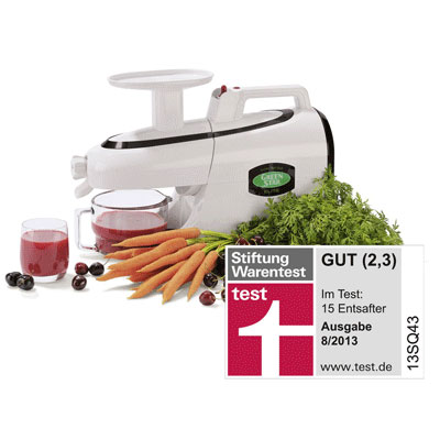 Greenstar-Elite Saftpresse